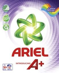 Ariel  A+ washing powder COLOR - 20 sc 675 g