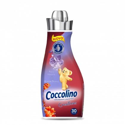 Coccolino Creations 30 sc White Musc - 750 ml