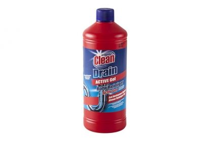 At home Gel drain cleaner за канали 1 Л.