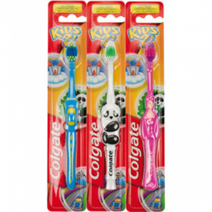Colgate KIDS tooth brush - детска