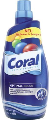 CORAL 1.5 л. optimal color 20 пр.
