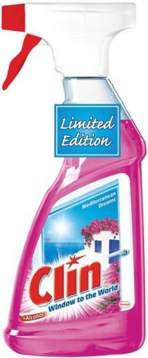 Clin 500 ml Мulty Shine spray - Mediteran. dreem