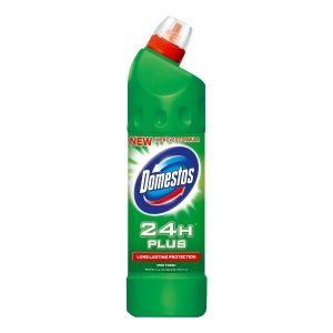 Domestos WC Gel 750 ml - зелен
