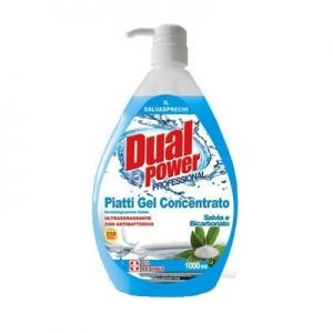 Dual Power dish wash 1л. с помпа Salvia (веро)