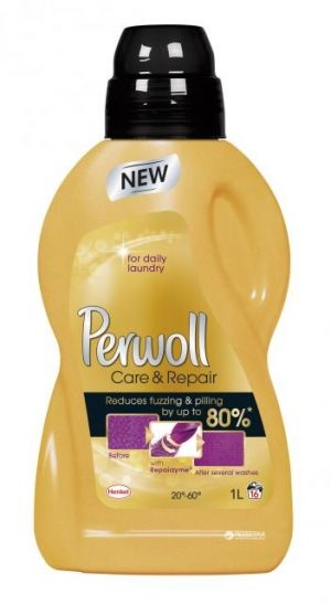 Perwoll liquid 1 L  - CARE & REPAIR