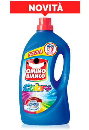 Omino Bianco liquid 1.95 L. 30 sc. Color Plus
