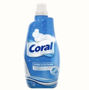 Coral Sport & Outdoor liquid 1,4 L, 20 пр.