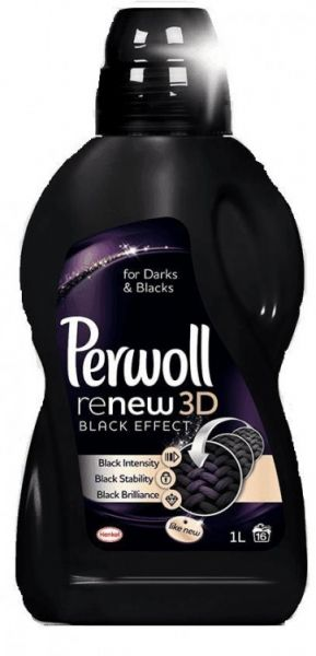 Perwoll liquid 1 L - BLACK