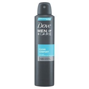 Dove deo MAN 150ml- clean comfort