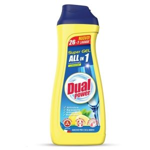 Dual Power Limone gel All in1, 660 ml/33 sc