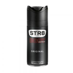 STR8 deo 150ml ORIGINAL BODY REFRESH MEN