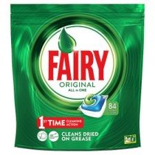 Fairy diswashing tabs 84s ALL in 1 - ПЛИК